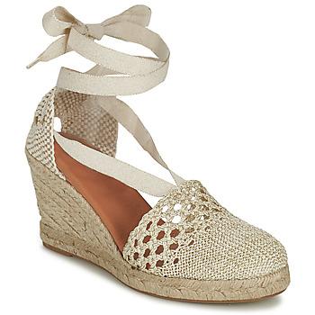 kengät Naiset Sandaalit ja avokkaat Minelli HINAU Vaalea