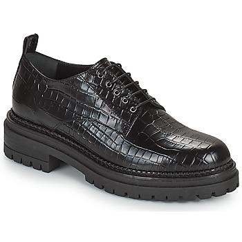 kengät Naiset Derby-kengät Minelli EMYLANDE Musta