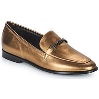 kengät Naiset Mokkasiinit Minelli PHARA Pronssi