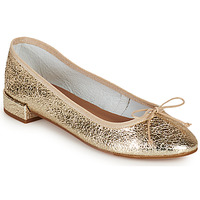 kengät Naiset Balleriinat Minelli PLIVIA Kulta