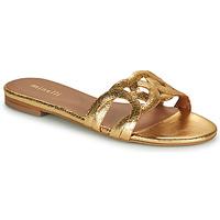 kengät Naiset Sandaalit Minelli NANCIA Kulta