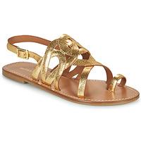 kengät Naiset Sandaalit ja avokkaat Minelli NOUNNA Kulta