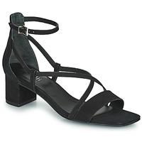 kengät Naiset Sandaalit ja avokkaat Minelli HENRIETA Musta