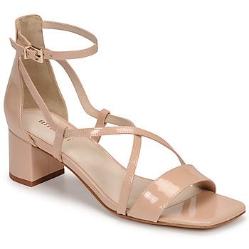 kengät Naiset Sandaalit ja avokkaat Minelli HEIDY Vaaleanpunainen
