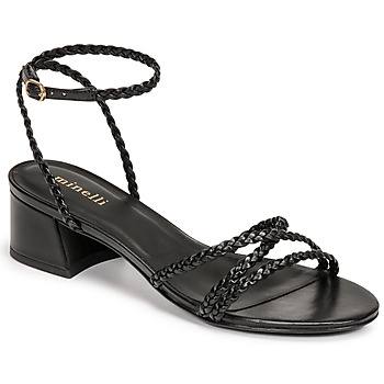 kengät Naiset Sandaalit ja avokkaat Minelli MINIART Musta