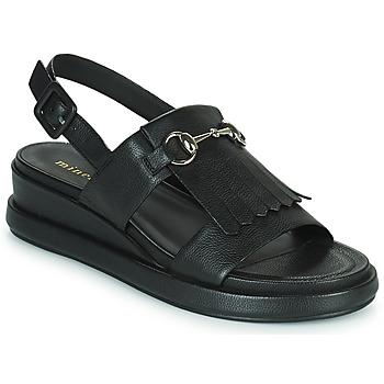 kengät Naiset Sandaalit ja avokkaat Minelli HEMYE Musta