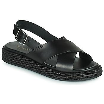kengät Naiset Sandaalit ja avokkaat Minelli HADDIA Musta