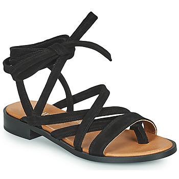 kengät Naiset Sandaalit ja avokkaat Minelli HURIA Musta