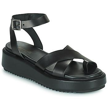 kengät Naiset Sandaalit ja avokkaat Minelli HESSYA Musta
