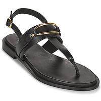kengät Naiset Sandaalit ja avokkaat Minelli LIZA Musta