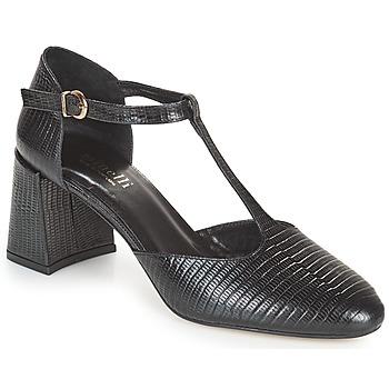 kengät Naiset Korkokengät Minelli GAILIA Musta