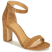 kengät Naiset Sandaalit ja avokkaat Minelli FRAMBLISSA Ruskea