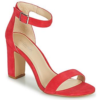 kengät Naiset Sandaalit ja avokkaat Minelli FRAMBLISSA Raspberry