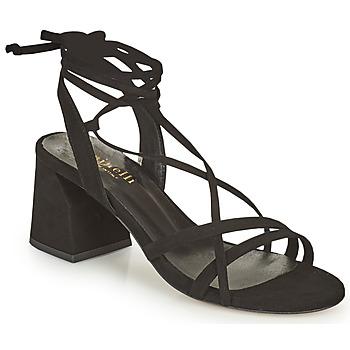 kengät Naiset Sandaalit ja avokkaat Minelli TATIA Musta