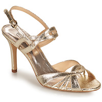 kengät Naiset Sandaalit ja avokkaat Minelli TULLYE Kulta