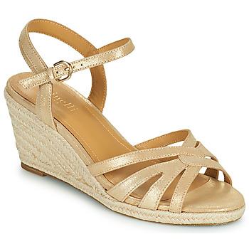 kengät Naiset Sandaalit ja avokkaat Minelli TERENSSE Beige