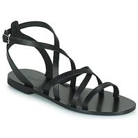 kengät Naiset Sandaalit ja avokkaat Minelli HOULLY Musta