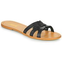 kengät Naiset Sandaalit So Size MELINDA Musta