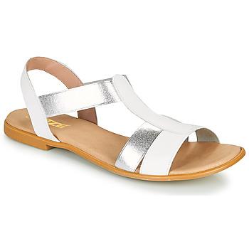 kengät Naiset Sandaalit ja avokkaat So Size OOLETTE Ruskea