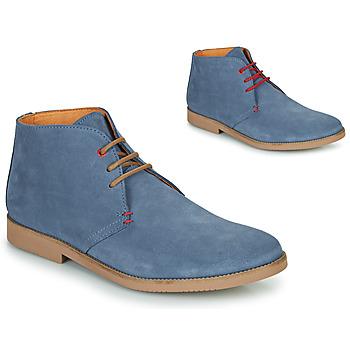kengät Miehet Bootsit So Size OOLOO Farkku