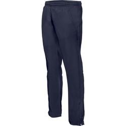 vaatteet Miehet Verryttelyhousut Proact Pantalon de survêtement ajustée bleu marine