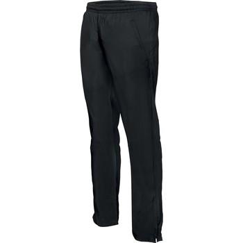 vaatteet Miehet Verryttelyhousut Proact Pantalon de survêtement ajustée noir