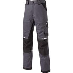 vaatteet Reisitaskuhousut Dickies Pantalon  Gdt Premium gris/noir