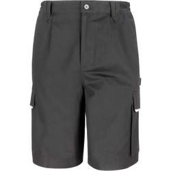 vaatteet Shortsit / Bermuda-shortsit Result Short  Action noir