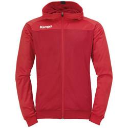 vaatteet Pojat Ulkoilutakki Kempa Veste  Prime Multi rouge vif/rouge
