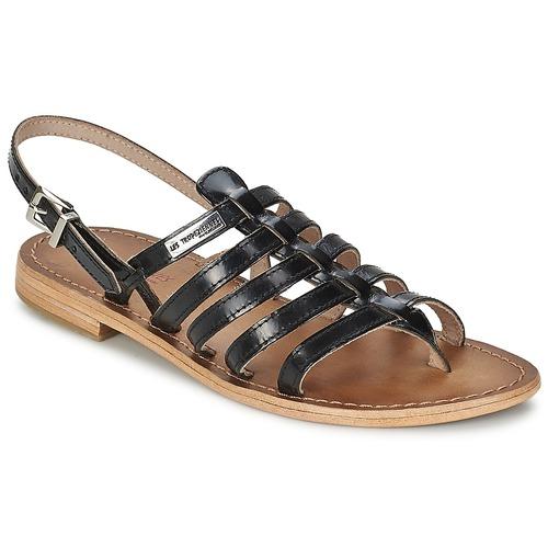 kengät Naiset Sandaalit ja avokkaat Les Tropéziennes par M Belarbi HERISSON Black