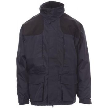 vaatteet Miehet Pusakka Payper Wear Veste Payper Ski bleu marine/noir