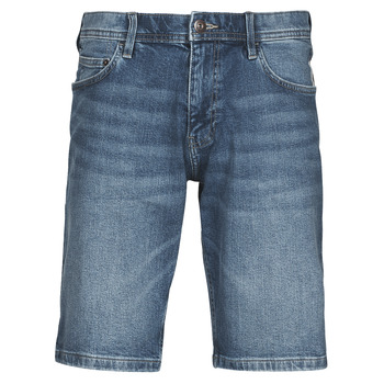 vaatteet Miehet Shortsit / Bermuda-shortsit Esprit SHORTS DENIM Sininen