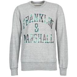 vaatteet Miehet Svetari Franklin & Marshall COLFAXO Grey