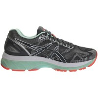 kengät Naiset Juoksukengät / Trail-kengät Asics Gelnimbus 19 Mustat, Harmaat