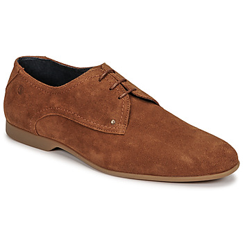 kengät Miehet Derby-kengät Carlington EMILAN Konjakki