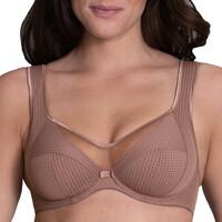 Alusvaatteet Naiset Kaarituetut rintaliivit Anita 5864-769 Vaaleanpunainen