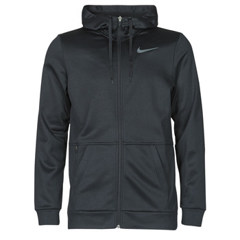 vaatteet Miehet Svetari Nike TF HD FZ Musta / Harmaa