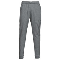 vaatteet Miehet Verryttelyhousut Nike DF PNT TAPER FL Harmaa / Musta