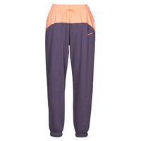 vaatteet Naiset Verryttelyhousut Nike NSICN CLSH JOGGER MIX HR Violetti / Vaaleanpunainen