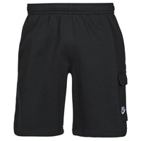 vaatteet Miehet Shortsit / Bermuda-shortsit Nike NSCLUB BB CARGO SHORT Musta