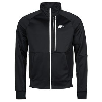vaatteet Miehet Ulkoilutakki Nike NSTE N98 PK JKT TRIBUTE Musta / Valkoinen