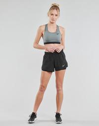 vaatteet Naiset Shortsit / Bermuda-shortsit Nike 10K 2IN1 SHORT Musta
