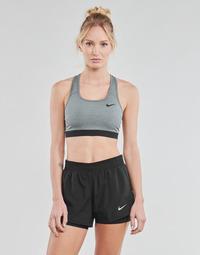 vaatteet Naiset Urheiluliivit Nike DF SWSH BAND NONPDED BRA Harmaa / Musta