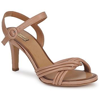 kengät Naiset Sandaalit ja avokkaat Eva Turner  Brown