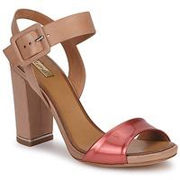 kengät Naiset Sandaalit ja avokkaat Eva Turner  Bronze / Red