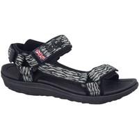 kengät Miehet Sandaalit ja avokkaat Lee Cooper LCW2034011 Mustat, Harmaat