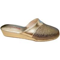 kengät Naiset Sandaalit Milly MILLY4200oro grigio