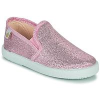 kengät Tytöt Balleriinat Citrouille et Compagnie OBILA Vaaleanpunainen