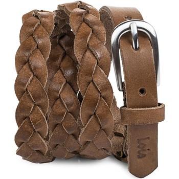 Asusteet / tarvikkeet Naiset Vyöt Lois Braided Leather Nahka