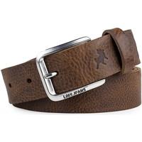 Asusteet / tarvikkeet Miehet Vyöt Lois Special Leather Nahka